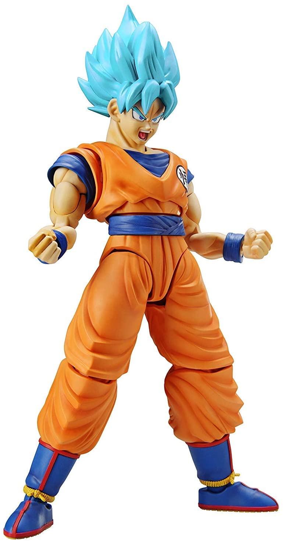"Bandai Figure-Rise Standard Super Saiyan God Son Goku (New Package Ver) ""Dragon Ball Super"""