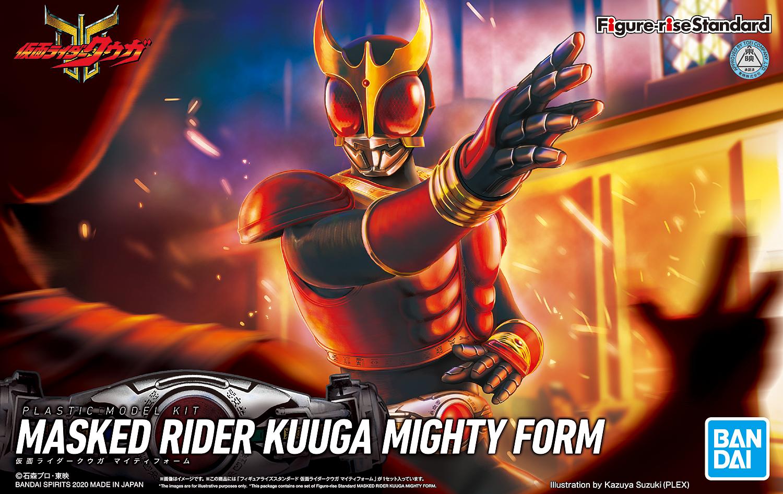 Bandai Spirits Figure-Rise Standard Kamen Rider Kuuga Mighty Form
