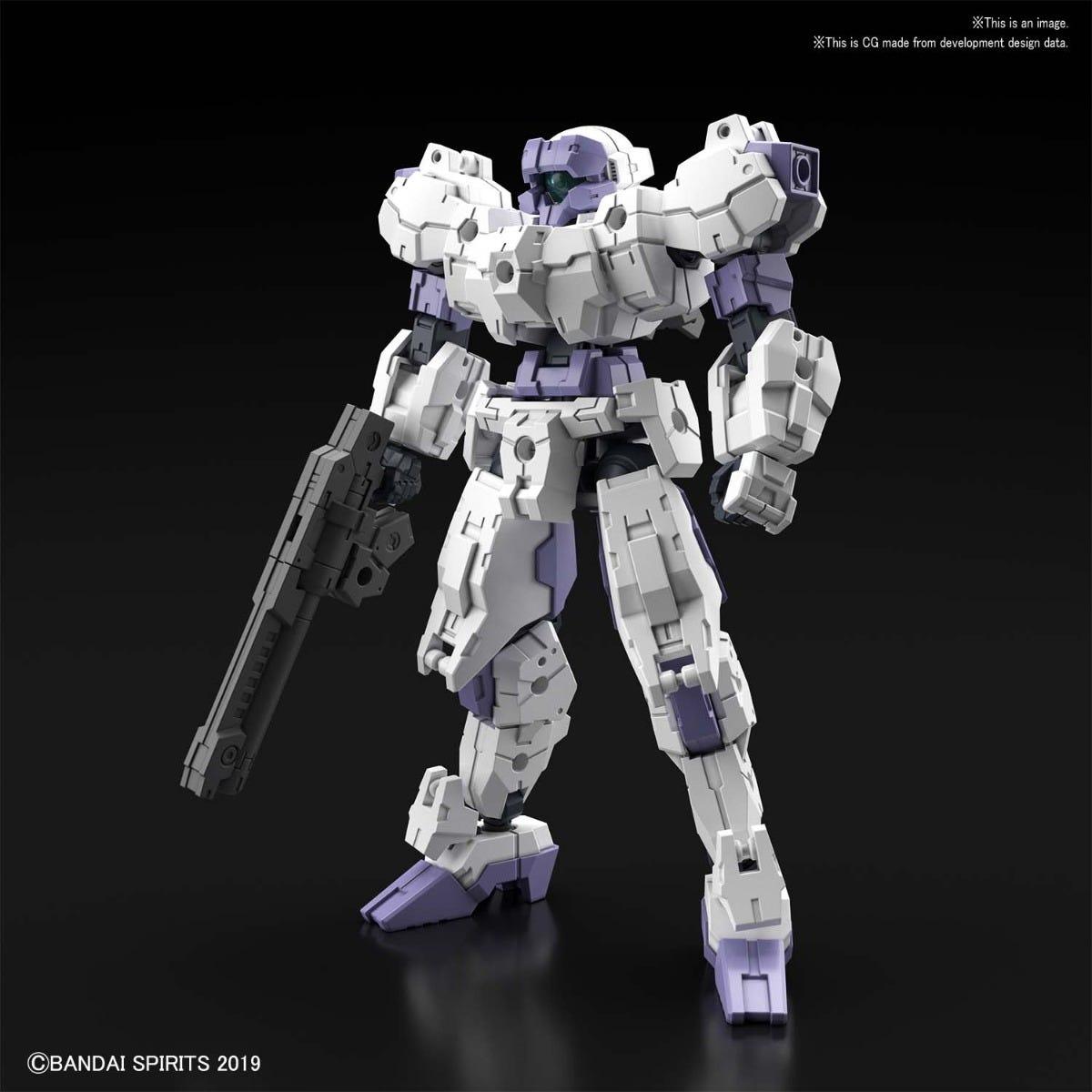 Bandai Spirits 30 Minute Missions #23 1/144 eEXM-21 Rabiot (White)