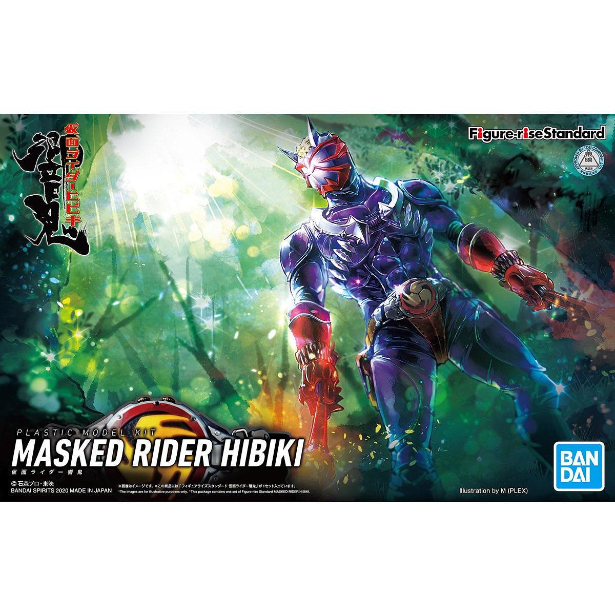 Bandai Spirits Figure-Rise Standard Kamen Rider Masked Rider Hibiki