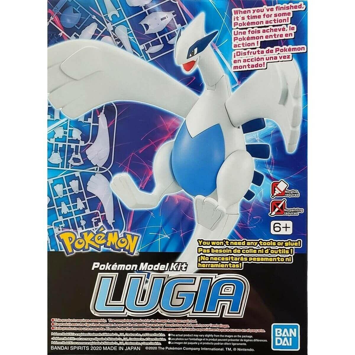 Bandai Spirits Pokemon Model Kit #04 Lugia