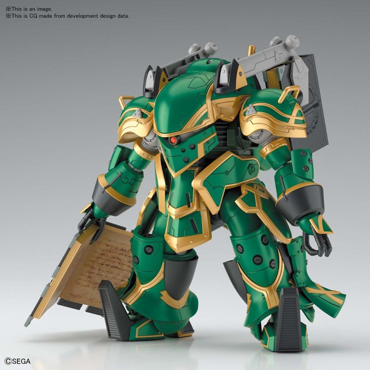 """Bandai Spirits HG 1/24 Spiricle Striker Mugen (Claris Type) """"Project Sakura Wars"""""""