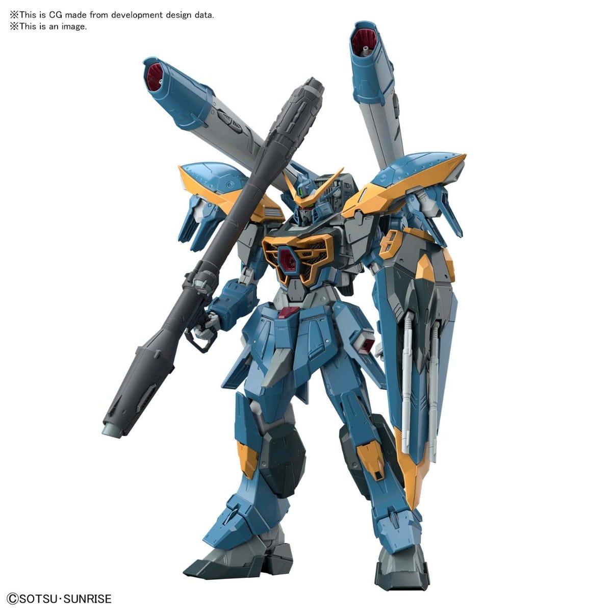 """Bandai Spirits Hobby Full Mechanics 1/100 #01 Calamity Gundam """"Mobile Suit Gundam Seed"""""""