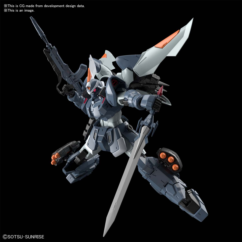"Bandai 1/100 Mobile GINN ""Gundam SEED"", Bandai Spirits Hobby MG"