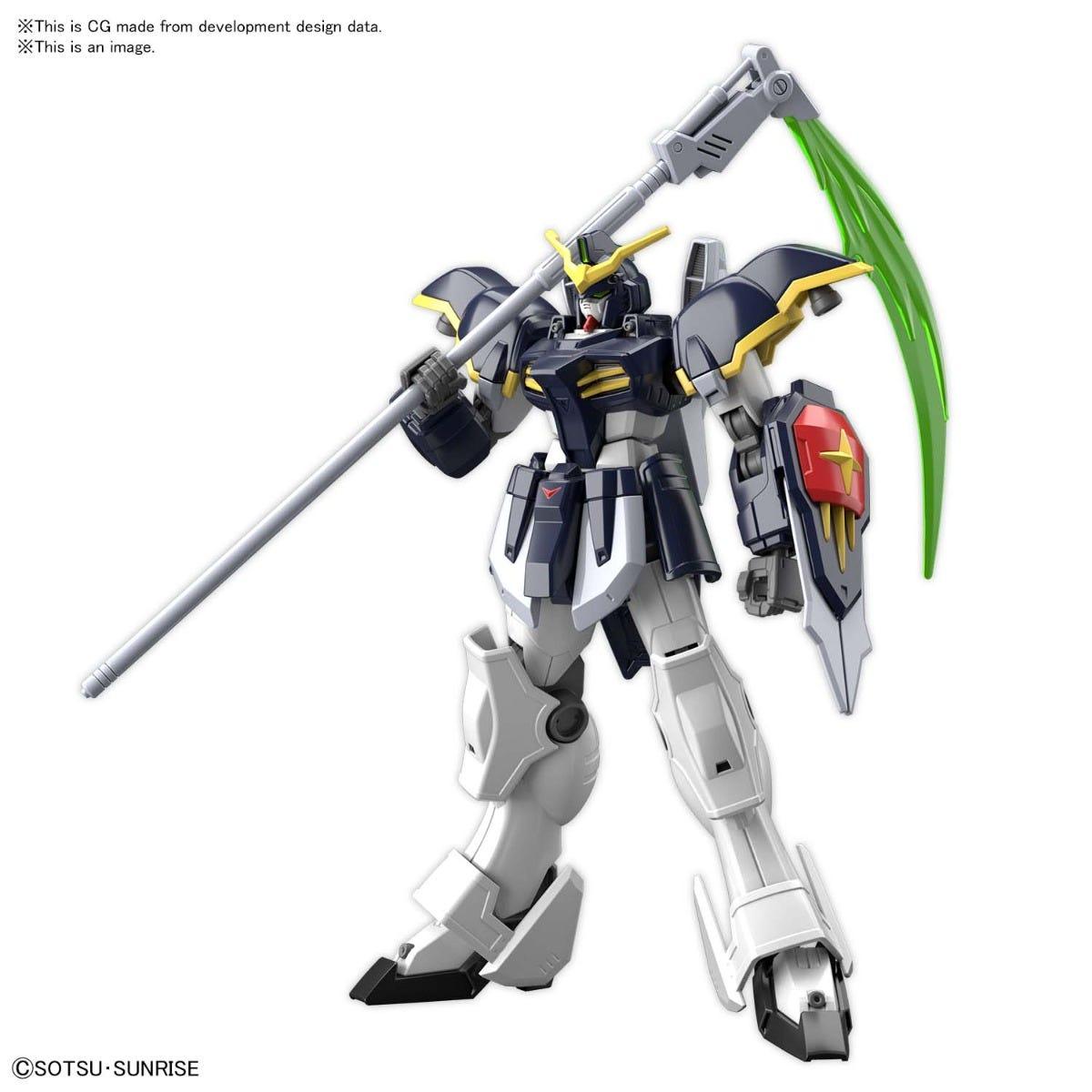 "Bandai HGAC #239 1/144 Gundam Deathscythe ""Mobile Suit Gundam Wing"""