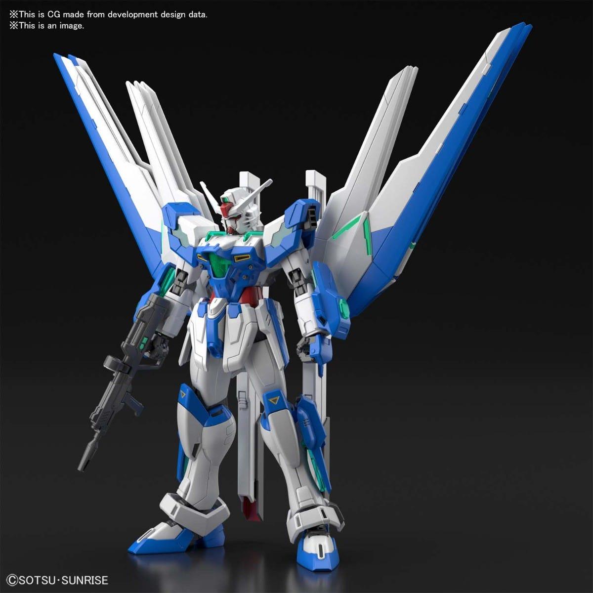"Bandai Spirits Hobby HG Battlogue Gundam Helios ""Gundam Breaker Battlogue"""