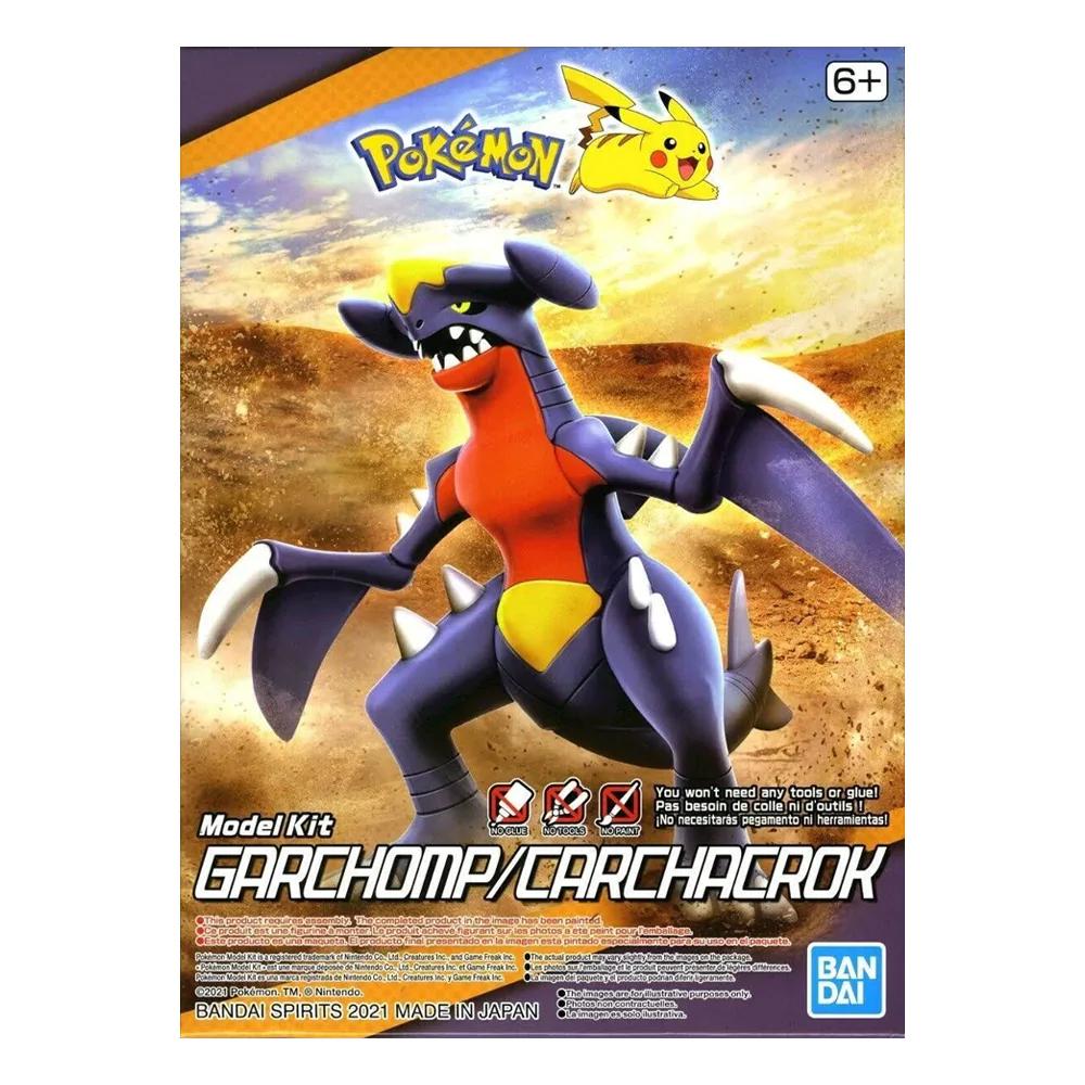 Bandai Spirits Pokemon Model Kit Garchomp