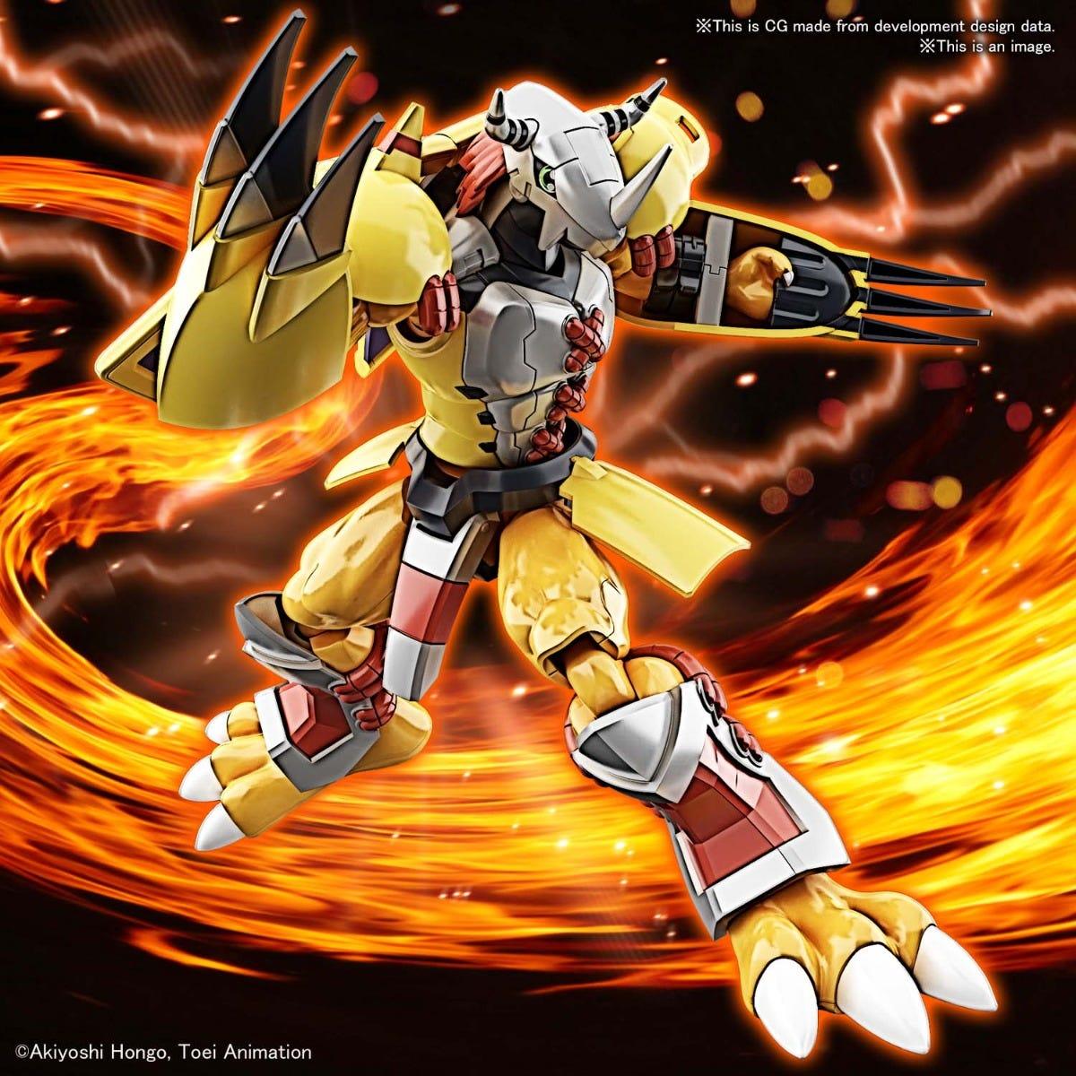 "Bandai Spirits Hobby Figure-Rise Standard Wargreymon ""Digimon"""