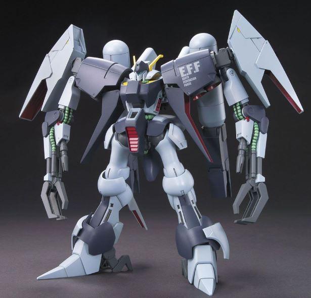 """Bandai #147 Byarlant Custom """"Gundam UC"""", Bandai HGUC"""