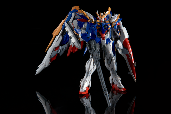 "Bandai Wing Gundam (EW) ""Gundam Wing"", Bandai Hi-Resolution Model 1/100"