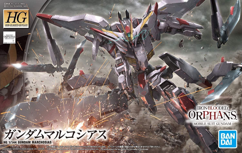 "Bandai #40 Gundam Marchosias ""Gundam Iron-Blooded Orphans"", Bandai Spirits HG IBO"