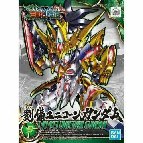 "Bandai #01 Liu Bei Unicorn Gundam ""SD Sangoku Soketsuden"", Bandai RD"