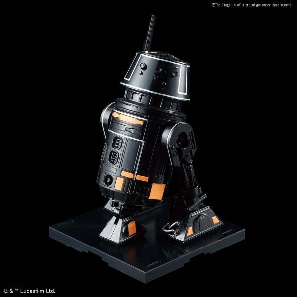"""Bandai R5-J2 """"Star Wars"""", Bandai Star Wars Character Line 1/12"""