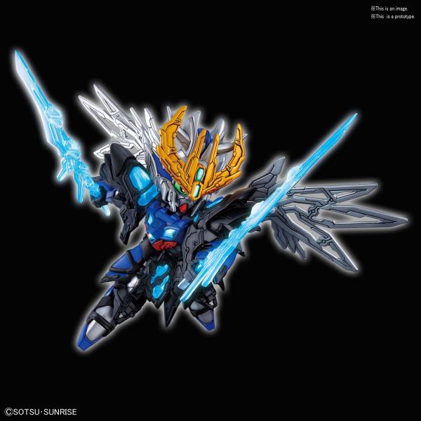 """Bandai Cao Cao Wing Gundam """"SD Sangoku Soketsuden"""", Bandai SD"""