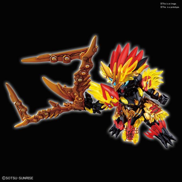 """Bandai Sun Jian Gundam Astray """"SD Sangoku Soketsuden"""", Bandai SD"""