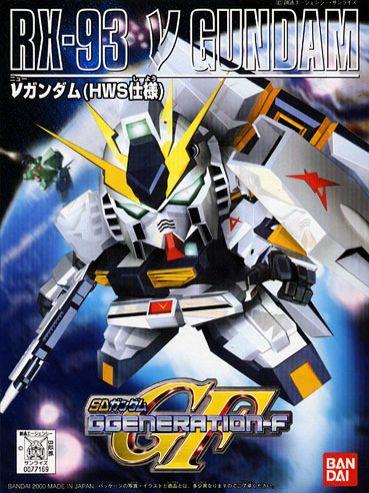 Bandai BB209 RX-93 Nu Gundam