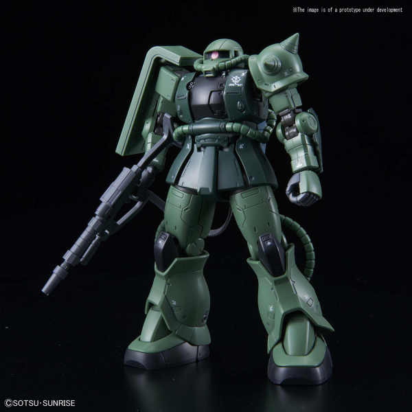 "Bandai #25 Zaku II Type C-6/R6 ""Gundam The Origin"", Bandai HG The Origin 1/144"