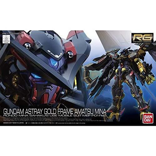 """Bandai #59 Gundam Astray Gold Frame Amatsu Mina """"Gundam SEED Astray"""", Bandai HG SEED"""