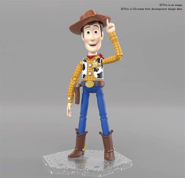 "Bandai Cinema-Rise Standard Woody ""Toy Story"""