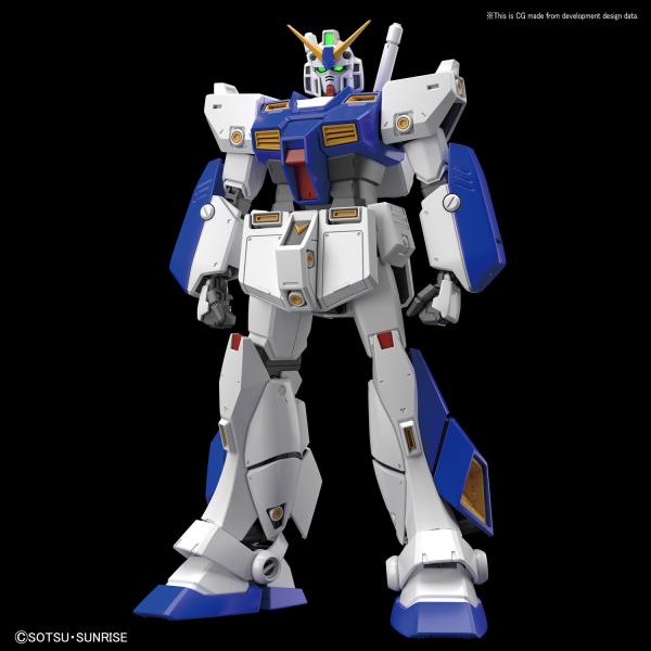 """Bandai Gundam NT-1 (Ver 2.0) """"Gundam 0080"""", Bandai MG 1/100"""