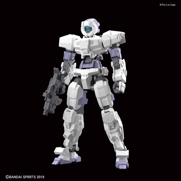 "Bandai #01 eEXM-17 Alto White ""30 Minute Mission"", Bandai 30 MM"