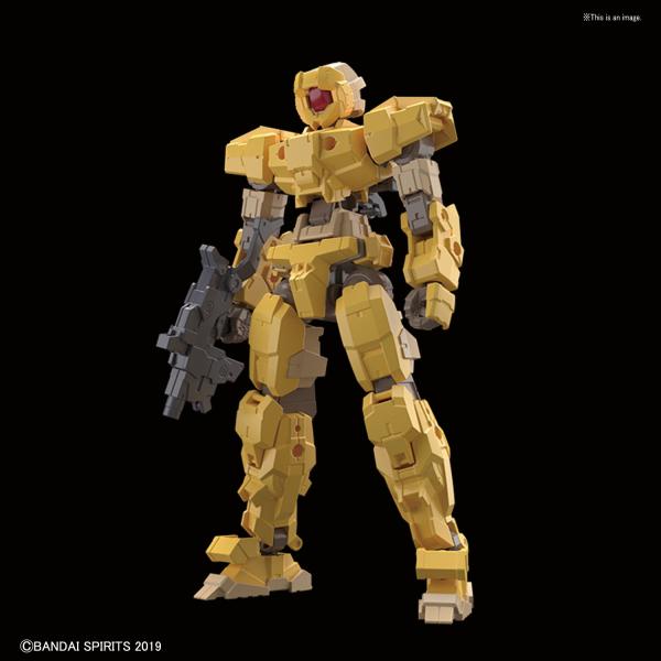 """Bandai #02 eEXM-17 Alto Yellow """"30 Minute Mission"""", Bandai 30 MM"""