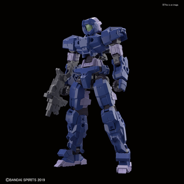 "Bandai #03 eEXM-17 Alto Blue ""30 Minute Mission"", Bandai 30 MM"