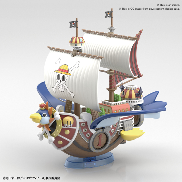 "Bandai Thousand Sunny (Flying Model) ""One Piece"", Grand Ship Collection"