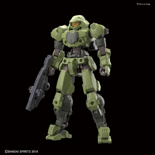 "Bandai #04 bEXM 15 Portanova Green ""30 Minute Mission"", Bandai 30 MM"