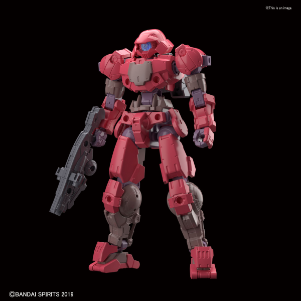 "Bandai #06 bEXM 15 Portanova Red ""30 Minute Mission"", Bandai 30 MM"