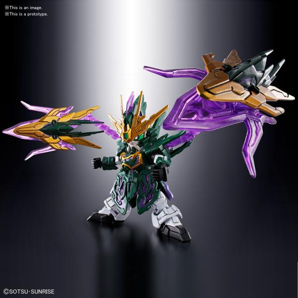 "Bandai #14 Zhang He Altron Gundam ""SD Sangoku Soketsuden"", Bandai RD"