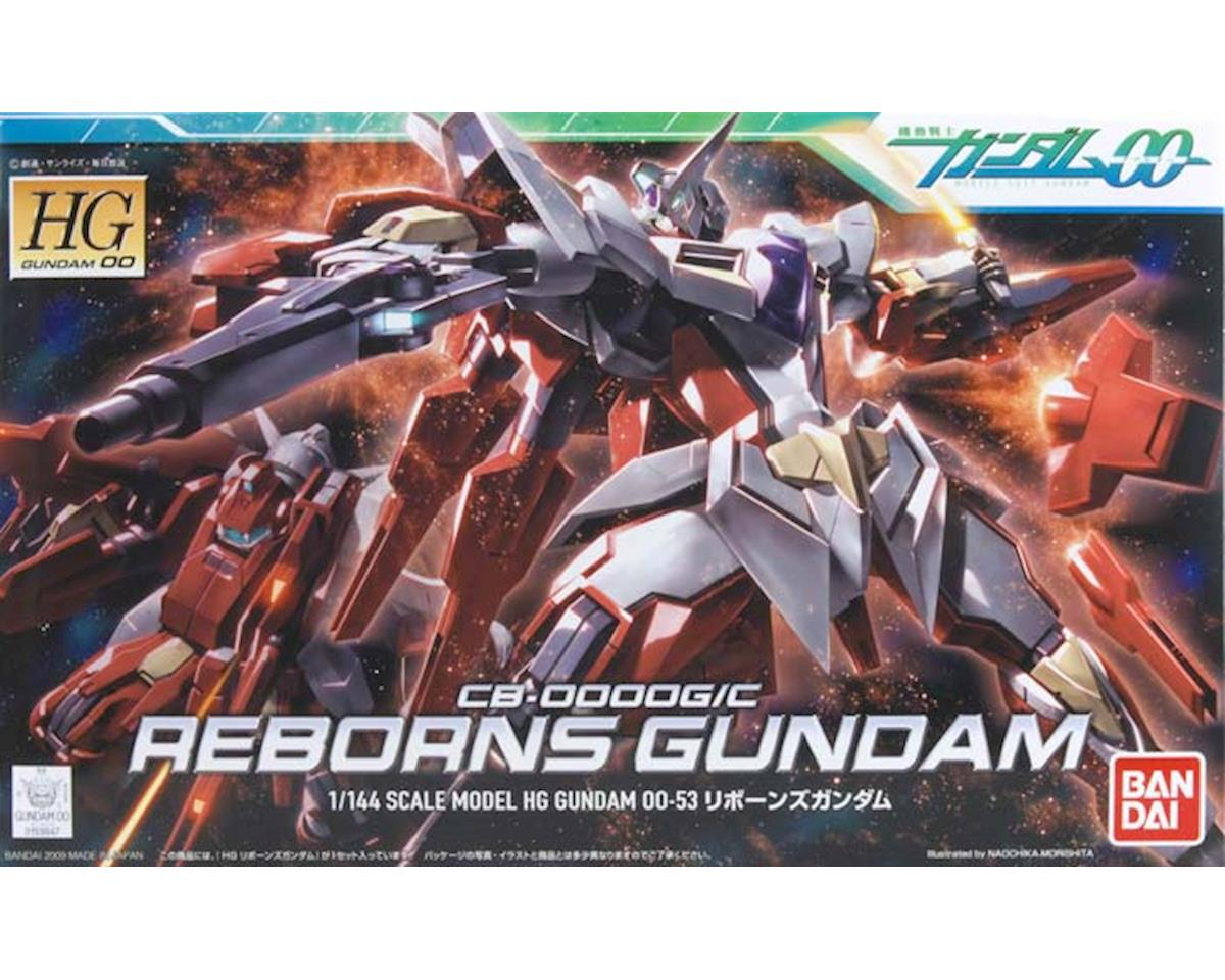 "Bandai #53 Reborns Gundam ""Gundam 00"", Bandai HG 00"