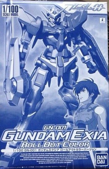 "Bandai #1 Gundam Exia ""Gundam 00"", Bandai 1/100 00"