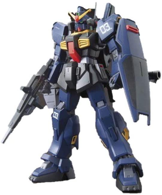 "Bandai #194 Gundam Mk-II (Titans) ""Z Gundam"", Bandai HGUC"