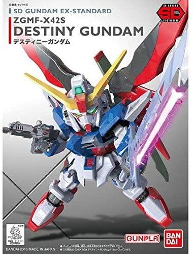 "Bandai SD EX-Standard #009 1/144 Destiny Gundam ""Gundam SEED Destiny"""