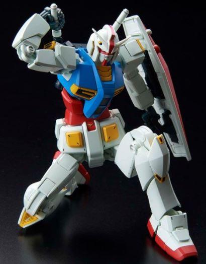 "Bandai Gundam G40 (Industrial Design Ver.) ""Gundam"", Bandai Spirits HG 1/144"