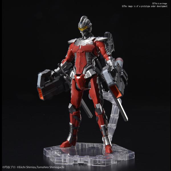 "Bandai Ultraman Suit Ver 7.3 (Fully Armed) ""Ultraman"", Bandai Figure-rise Standard 1/12"