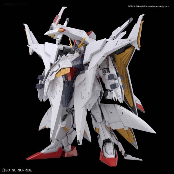 "Bandai #229 Penelope ""Gundam Hathaway's Flash"", Bandai Spirits HGUC 1/144"