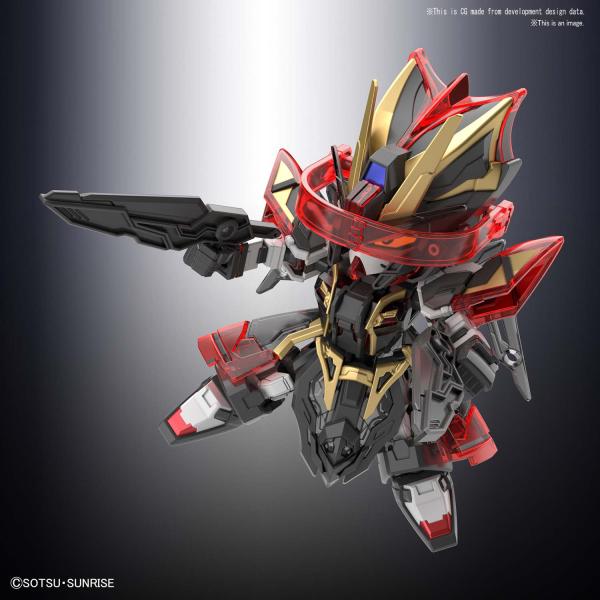 "Bandai Xun Yu Strike Noir ""SD Sangoku Soketsuden"", Bandai Spirits SD"