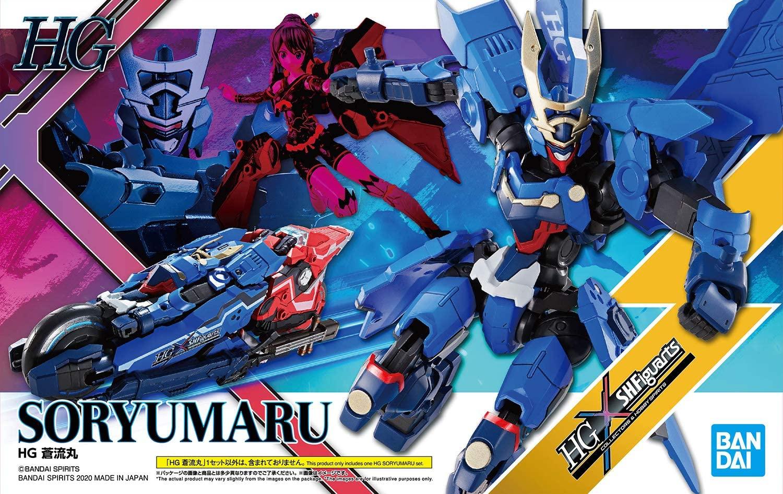 "Bandai Soryumaru ""Bandai Spirits"", Bandai Spirits HG 1/144"