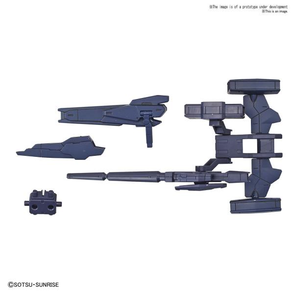 """Bandai #02 Veetwo Weapons """"Gundam Build Divers RE: Rise"""", Bandai Spirits HGBD:R 1/144"""