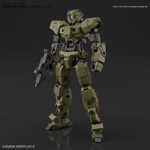 "Bandai #11 eEXM-17 Alto Green ""30 Minute Missions"", Bandai Spirits 30 MM"