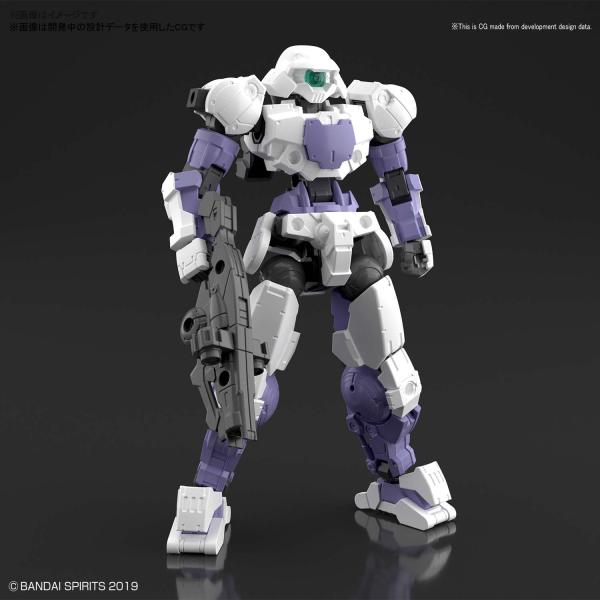 "Bandai #12 bEXM-15 Portanova White ""30 Minute Missions"", Bandai Spirits 30 MM"