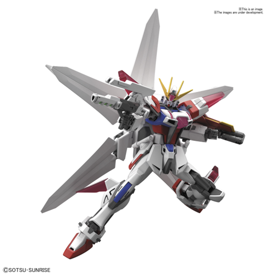 "Bandai #66 Build Strike Galaxy Cosmos ""Gundam Build Fighters"", Bandai HGBF 1/144"
