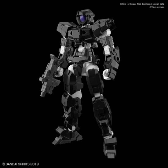 "Bandai #13 Eexm-17 Alto Black ""30 Minute Missions"", Bandai Spirits 30 MM"