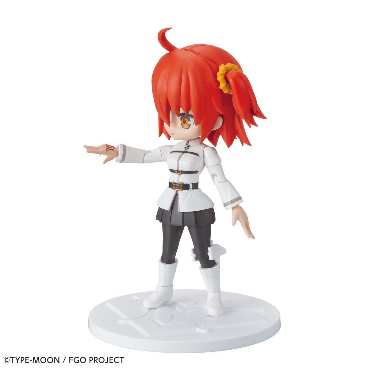 "Bandai #04 Master Female Protagonist ""Fate/Series"", Bandai Spirits Petitrits"