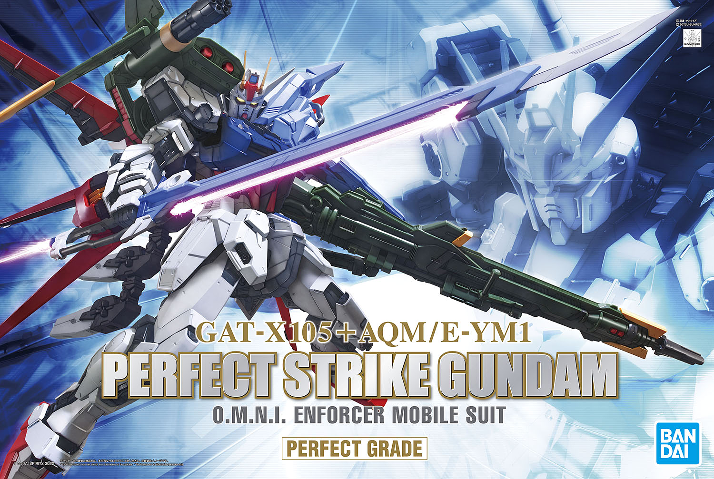 "Bandai Perfect Strike Gundam ""Gundam SEED"", Bandai Spirits PG 1/60"