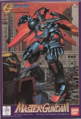 "Bandai G-07 Master Gundam ""G Gundam"", Bandai 1/144 G Gundam"