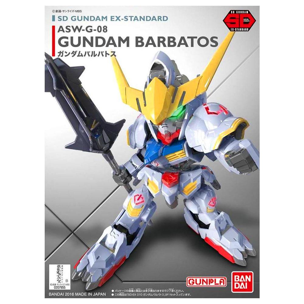 """Bandai SD EX-Standard #010 Gundam Barbatos """"Gundam IBO"""""""