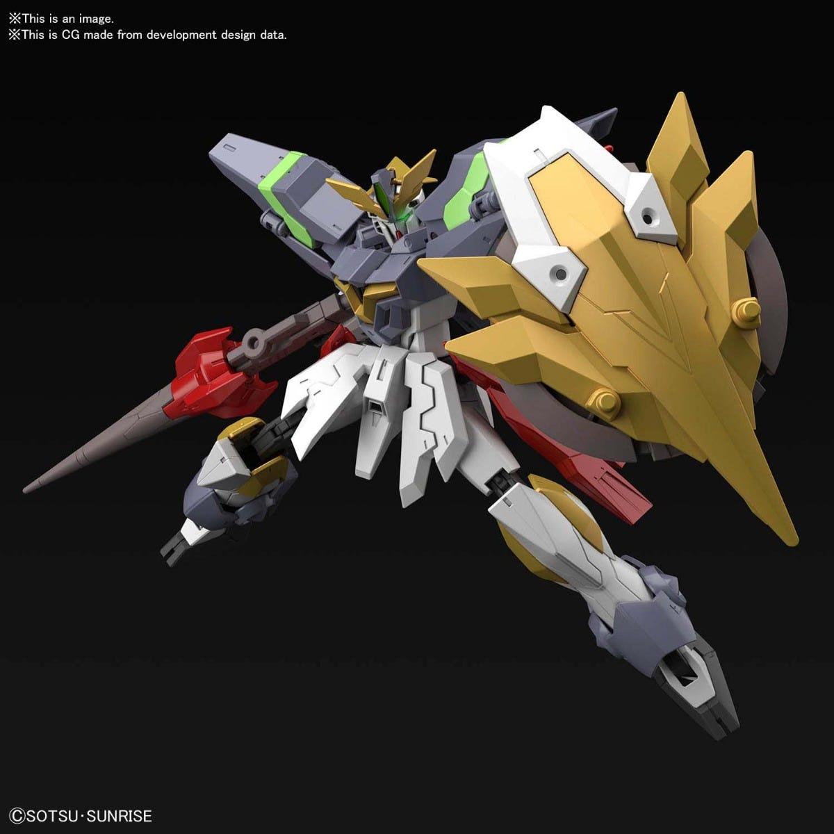 "Bandai Spirits HGBD #33 1/144 Gundam Aegis Knight ""Gundam Build Divers Re:Rise"""